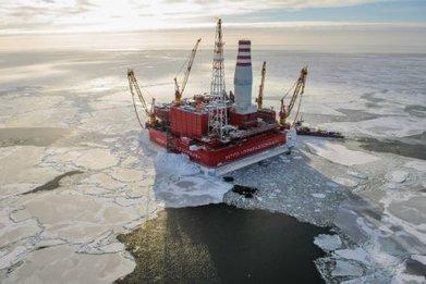 Total, principal acheteur du pétrole extrait en Arctique | STOP GAZ DE SCHISTE ! | Scoop.it