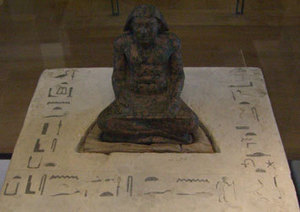 Ancient Egyptian Society: the scribe | Ancient Egyptians | Scoop.it