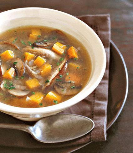 Vegetable Soup Recipes | Annie Haven | Haven Brand | Scoop.it
