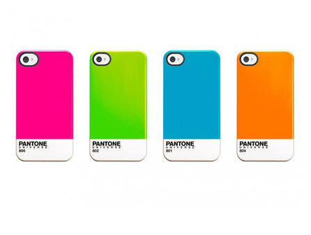 Pantone Universe Neon iPhone 4/4S Cases | 360° design | Scoop.it