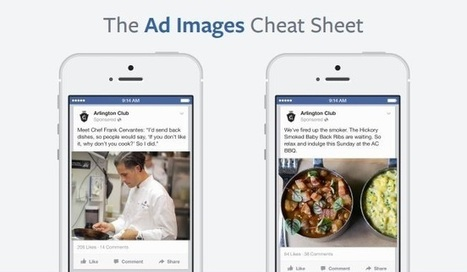 Facebook's Ad Images Checklist | Inforgraphie, Asia & How-to | Scoop.it