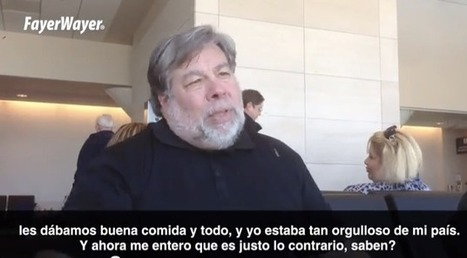 Woz: This is not my America | The Mac Lawyer | Scoop.it