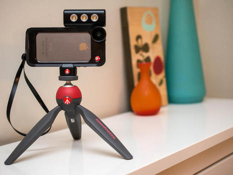 Best iPhone camera accessories (pictures) - CNET | smartphone photography | Scoop.it