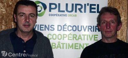 La coopérative d'artisans du bâtiment Pluri'EL part à la conquête de nouveaux marchés   L'actualité économique du Perche   Scoop.it