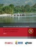 Impactos económicos del cambio climático en Colombia: Especies nativas y biocomercio | Agua | Scoop.it