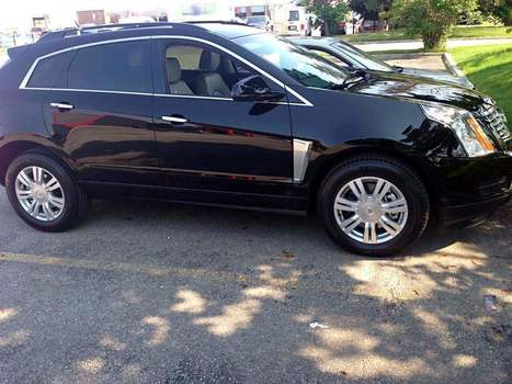 2014 Cadillac SRX lease take over | Carlease | Scoop.it