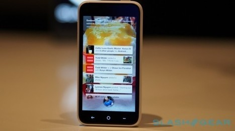 HTC First.. a Facebook phone.. review | Mobile IT | Scoop.it