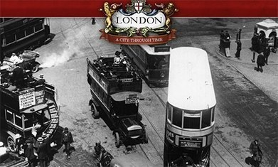 How we made the London: A City Through Time app | Digital Stacks | Scoop.it