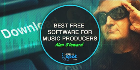 Best Totally Free Music Software for Music Producers | PRODUCTION of Video Music clips and songs | Scoop.it