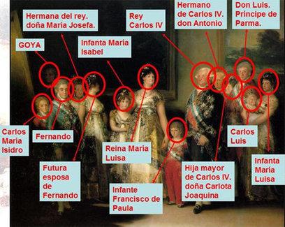 Carlos IV, el rey cornudo | Enseñar Geografía e Historia en Secundaria | Scoop.it