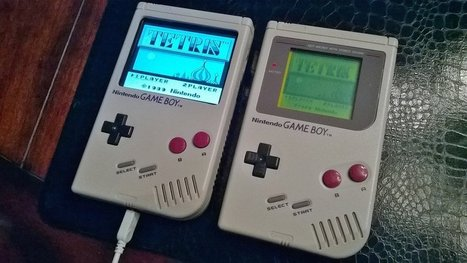 Build your own Game Boy with a Raspberry Pi - VG247   Raspberry Pi   Scoop.it