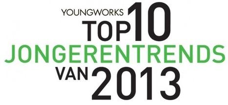 Top 10 jongerentrends voor 2013   Toekomst van werk   Scoop.it