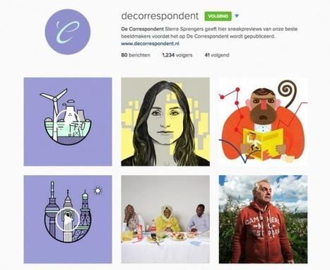 Hoe De Correspondent haar succes ook aan Facebook te danken heeft - Frankwatching | Social media | Scoop.it