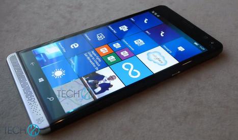El HP Elite X3 el mejor smartphone con Windows 10 - Planeta Red | Mobile Technology | Scoop.it