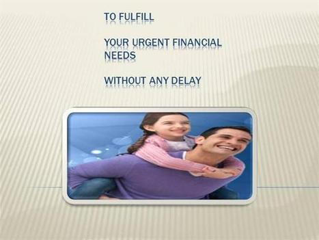 Payday Loans Ottawa Canada- Get Quick Loans With No Upfront Fees P.. | Payday Loans Ottawa Canada | Scoop.it