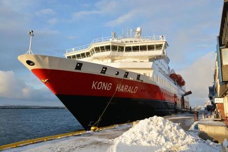#Hurtigruten va développer l'alimentation électrique à quai #environnement | Arctique et Antarctique | Scoop.it