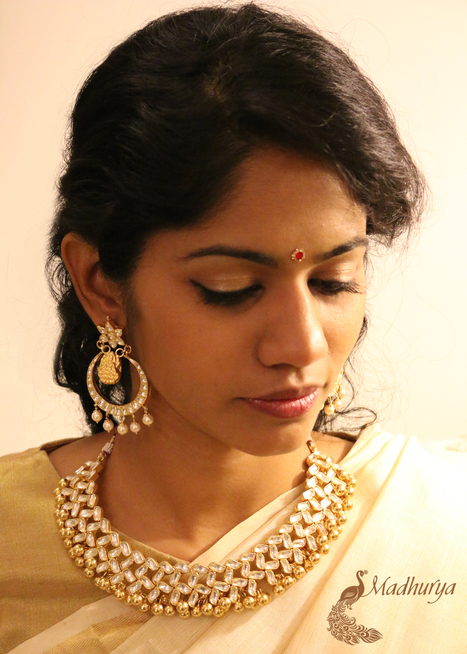Why not Buy a Necklace?   Necklace Sets   Madhurya   Kurtis, Sarees, Jewellery   Scoop.it