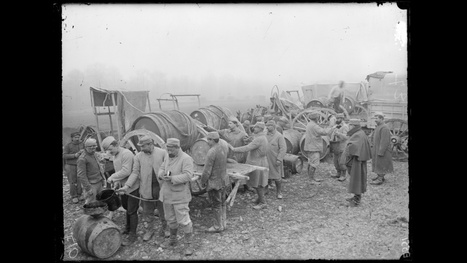 La bataille de Verdun dans les collections de l'ECPAD : munitions et ravitaillement | Chroniques du centenaire de la Première Guerre mondiale : revue de presse | Scoop.it