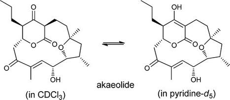 Akaeolide, a Carbocyclic Polyketide from Marine-Derived Streptomyces | Chemistry | Scoop.it