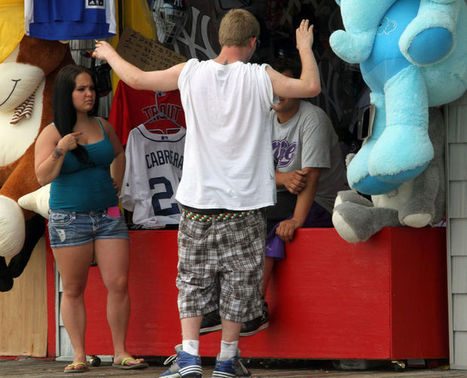 Wildwood bans baggy pants on Boardwalk | Quirky Travel and Weather | Scoop.it