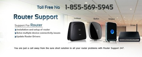 Router Support, Router Technical Support Services | mikegerardi | Scoop.it