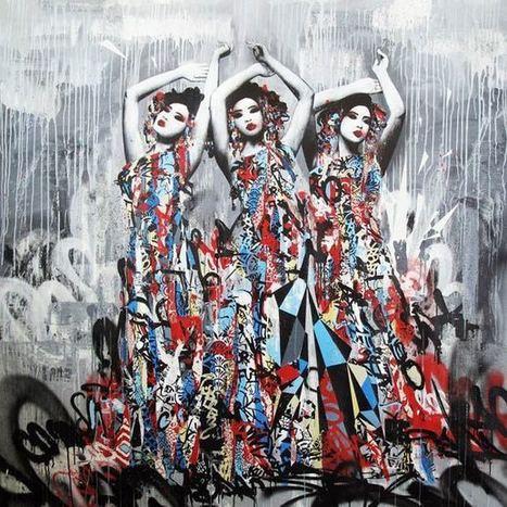 #LOVE_IT ~ Street Art inspiration   World of Street & Outdoor Arts   Scoop.it