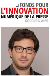 Le fonds Google pour l'innovation va financer 30 projets de presse | DocPresseESJ | Scoop.it