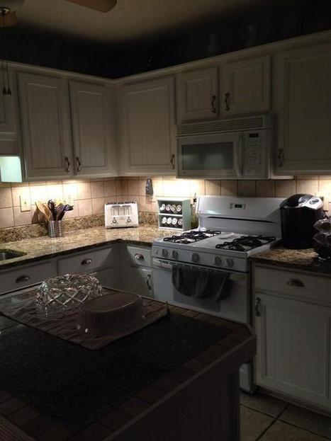 Twitter / JessWinss: I am IN LOVE with my new kitchen ... | Led Lights | Scoop.it