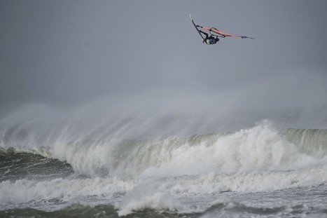 Extreme Windsurfers Chase Cornish Storms | Adventure Sports & Travel | Scoop.it
