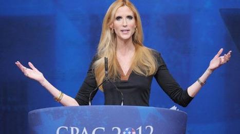 Special Olympian tackles Ann Coulter over 'retard' tweet   Gender, Religion, & Politics   Scoop.it