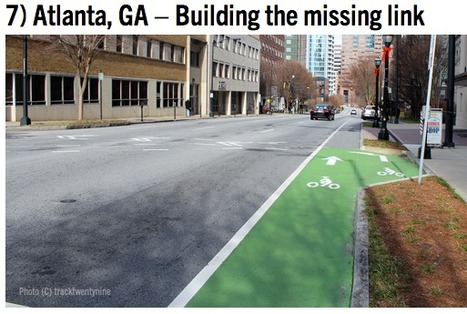 7 inspiring biking stories | Local Economy in Action | Scoop.it