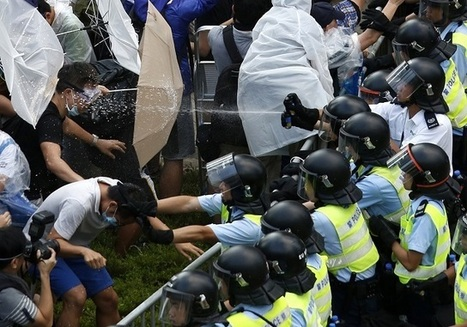 7 Questions About The Hong Kong Protests You Were Too Embarrassed To Ask | News | Scoop.it