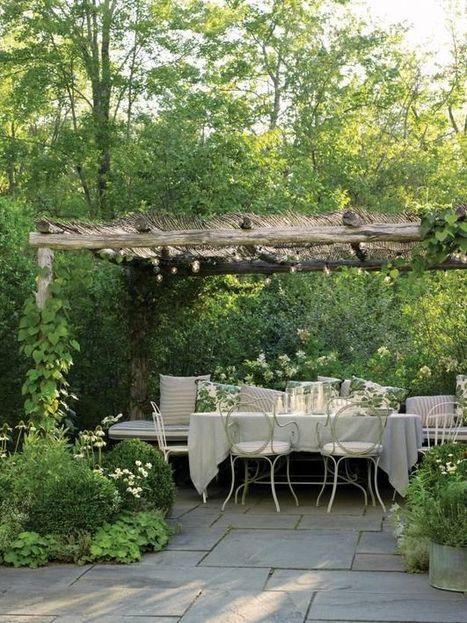 Outdoor spaces - evolve design build | interior design | Scoop.it