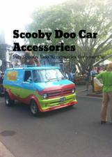 Scooby Doo Car Accessories: Fun Scooby Doo Accessories for your Car | Involvery | Scoop.it