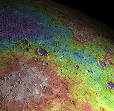 Planet Mercury Even Weirder Than We Thought | The Blog's Revue by OlivierSC | Scoop.it