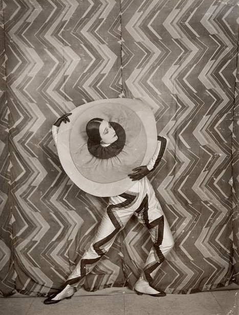 Sonia Delaunay's Fabric and Feminism | Textile Horizons | Scoop.it