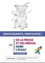 Semaine de la presse et des médias dans l'école® - Le Clemi - Le CLEMI | La semaine de presse Louis Massignon | Scoop.it