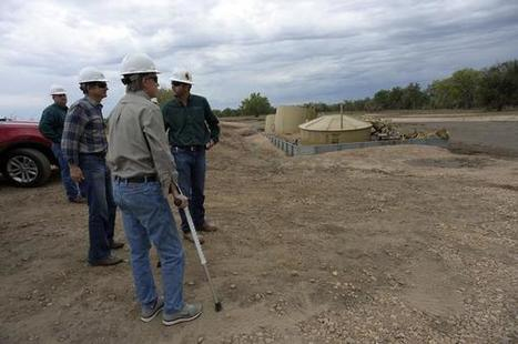 Governor tours oil facilities damaged by the Colorado floods - Denver Post | US natural disasters | Scoop.it