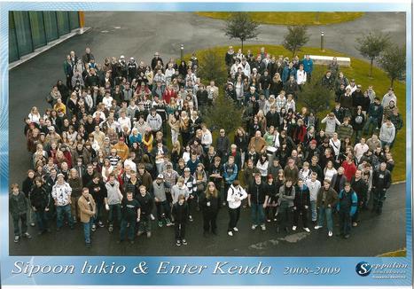 Seniori ja alumnitoiminnan visiointia - Sipoon Lukion Seniorit ry | Hyvinvointia senioreille | Scoop.it