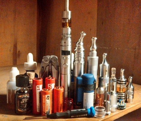 The E-Cig Market Is Changing: Model Sales Slow While Mod Sales ... | electronic cigarette | Scoop.it
