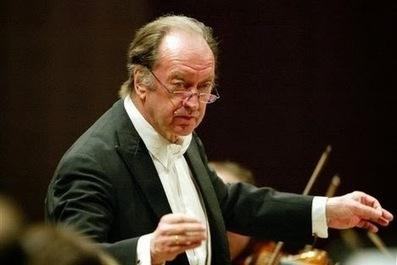 El Regalo Musical: La Filarmónica de Berlín nombra a Nikolaus Harnoncourt Miembro de Honor | Harnoncourt | Scoop.it