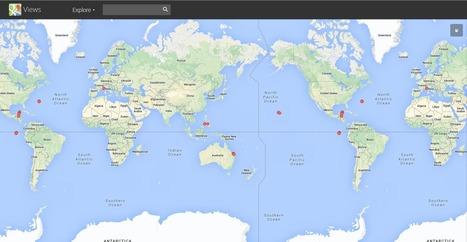 Crea y aprende con Laura: Sumérgete en los océanos con #Google Street View Océanos | Entre profes y recursos. | Scoop.it