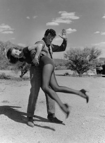 Dean Martin Spanks Angie Dickinson | Sex History | Scoop.it