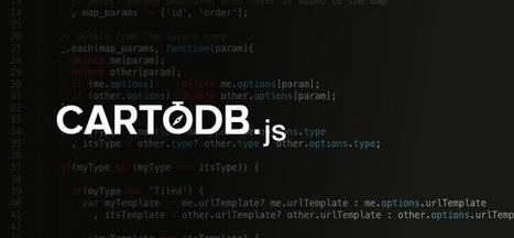 CartoDB.js released into the wild | JMO's Geek's highlights | Scoop.it