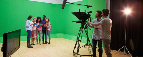 How to Integrate Green Screens Into Any Classroom (EdSurge News) | aect | Scoop.it