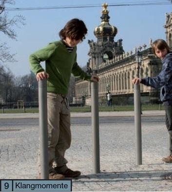 Dresden Postplatz Klangmomente - Erwin Stache | DESARTSONNANTS - CRÉATION SONORE ET ENVIRONNEMENT - ENVIRONMENTAL SOUND ART - PAYSAGES ET ECOLOGIE SONORE | Scoop.it