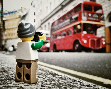 The Legographer : un LEGO photographie le monde pendant 365 jours - Be Geek | Le 8ème art: la photographie | Scoop.it