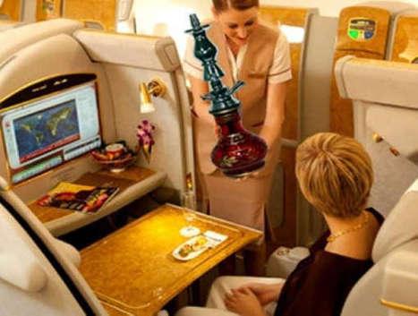 Airline Shisha Services | The future flight attendant :-) | Scoop.it