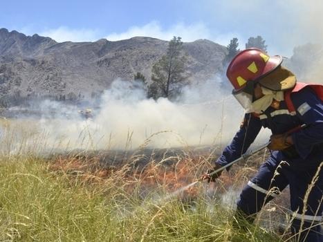 Buenos Aires: controlaron el fuego en las sierras y se destruyeron más de 20 mil hectáreas | Las Personas y el Medio Ambiente. | Scoop.it