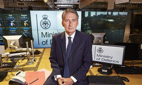 Hammond's £500m new cyber army | Cyberwar and security | Scoop.it